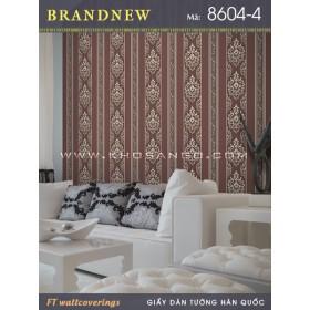 Giấy Dán Tường BRANDNEW 8604-4