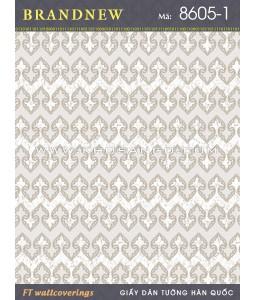 BRANDNEW Wall Paper 8605-1