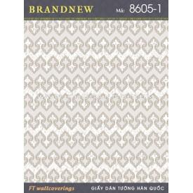 Giấy Dán Tường BRANDNEW 8605-1