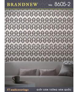 BRANDNEW Wall Paper 8605-2