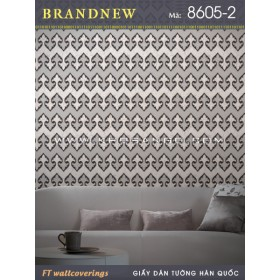 Giấy Dán Tường BRANDNEW 8605-2