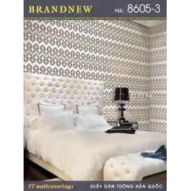 Giấy Dán Tường BRANDNEW 8605-3
