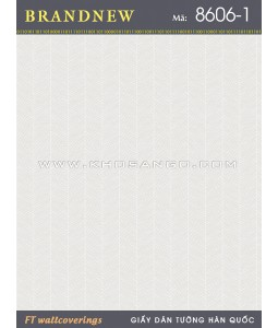 BRANDNEW Wall Paper 8606-1