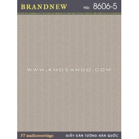Giấy Dán Tường BRANDNEW 8606-5