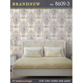 Giấy Dán Tường BRANDNEW 8609-3