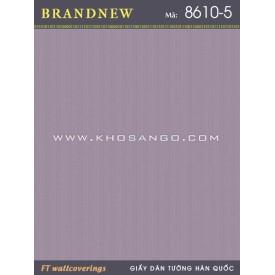 Giấy Dán Tường BRANDNEW 8610-5