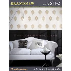 Giấy Dán Tường BRANDNEW 8611-2