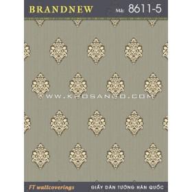 Giấy Dán Tường BRANDNEW 8611-5