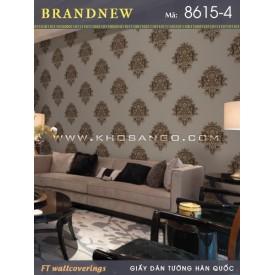 Giấy Dán Tường BRANDNEW 8615-4