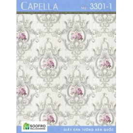 Giấy dán tường Capella 3301-1