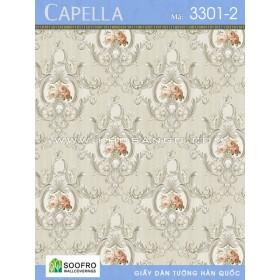 Giấy dán tường Capella 3301-2