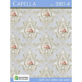 Giấy dán tường Capella 3301-4