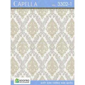Giấy dán tường Capella 3302-1