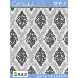 Giấy dán tường Capella 3302-2