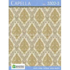 Giấy dán tường Capella 3302-3