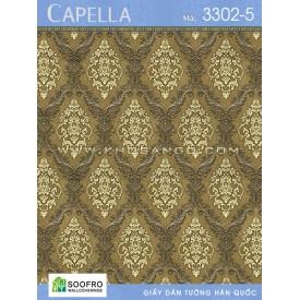 Giấy dán tường Capella 3302-5