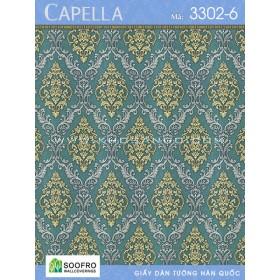 Giấy dán tường Capella 3302-6