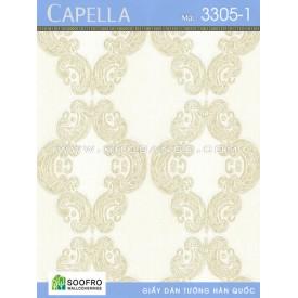 Giấy dán tường Capella 3305-1