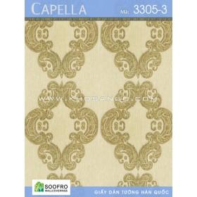 Giấy dán tường Capella 3305-3