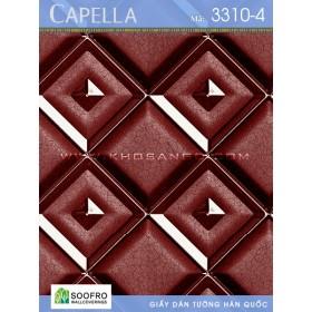 Giấy dán tường Capella 3310-4