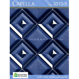Giấy dán tường Capella 3310-5
