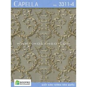 Giấy dán tường Capella 3311-4