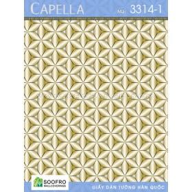 Giấy dán tường Capella 3314-1