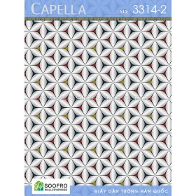 Giấy dán tường Capella 3314-2
