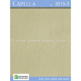 Giấy dán tường Capella 3315-3