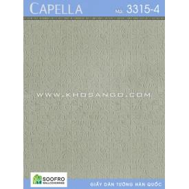 Giấy dán tường Capella 3315-4