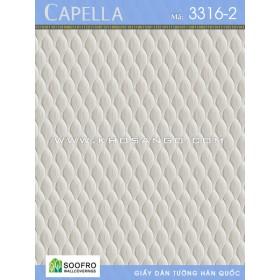 Giấy dán tường Capella 3316-2