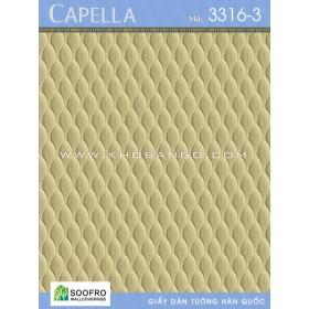 Giấy dán tường Capella 3316-3