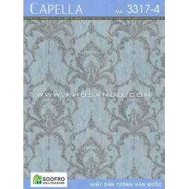 Giấy dán tường Capella 3317-4