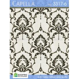 Giấy dán tường Capella 3317-6