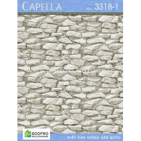 Giấy dán tường Capella 3318-1
