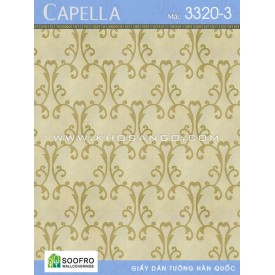 Giấy dán tường Capella 3320-3