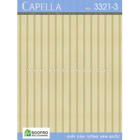 Giấy dán tường Capella 3321-3