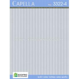 Giấy dán tường Capella 3322-4