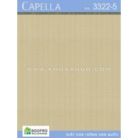 Giấy dán tường Capella 3322-5