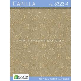 Giấy dán tường Capella 3323-4