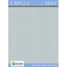 Giấy dán tường Capella 3324-2