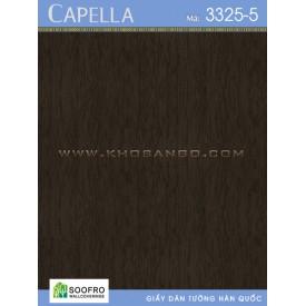 Giấy dán tường Capella 3325-5