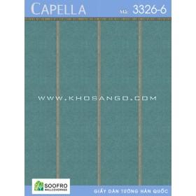 Giấy dán tường Capella 3326-6