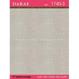 Giấy Dán Tường DARAE 1740-3