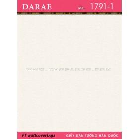 Giấy Dán Tường DARAE 1791-1