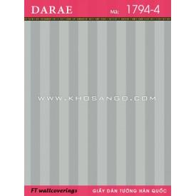 Giấy Dán Tường DARAE 1794-4
