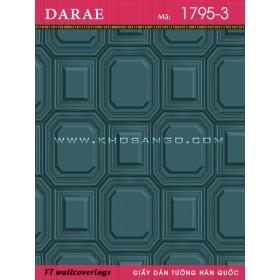 Giấy Dán Tường DARAE 1795-3