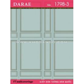 Giấy Dán Tường DARAE 1798-3