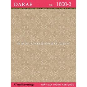Giấy Dán Tường DARAE 1800-3