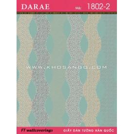 Giấy Dán Tường DARAE 1802-2